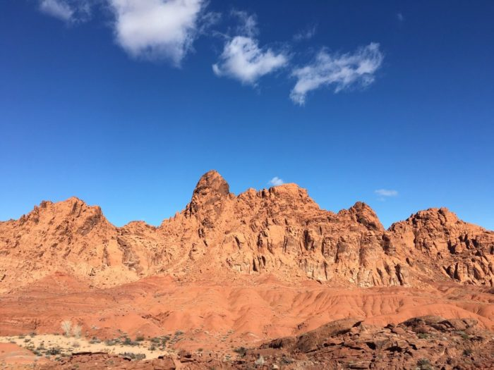 Valley of Fire is a shutterbug's dream. You'll have a hard time believing that some of the pictures you take in this state park are even real.