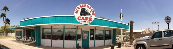 5. Jac's Whistle Stop Cafe, Tacna