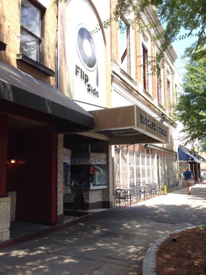 5. Flip Side Burgers & Tacos—1115 Broadway, Columbus, GA 31901