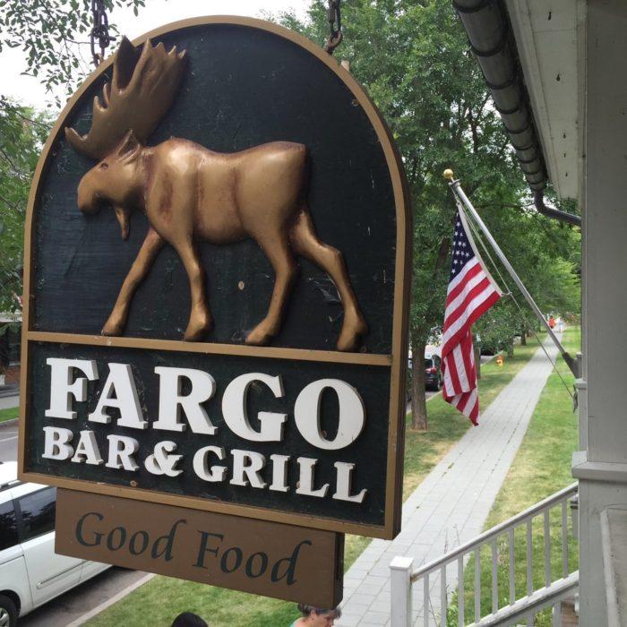 5. Fargo Bar & Grill - Aurora