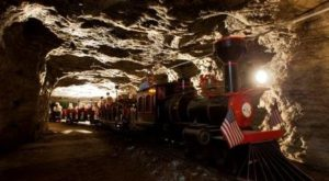 This Ride Through An Old Salt Mine In Kansas Will Take You Back In Time