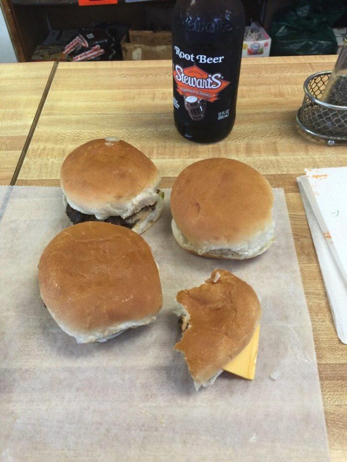 2. Crabill's Hamburgers (Urbana)