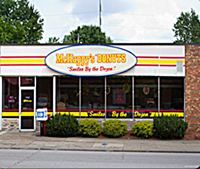 McHappy's Donuts and Bake Shoppe