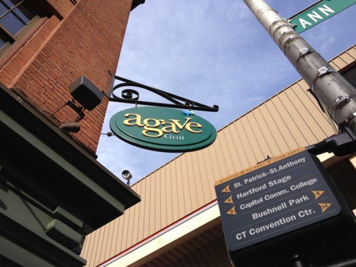 7. Agave Grill (Hartford)