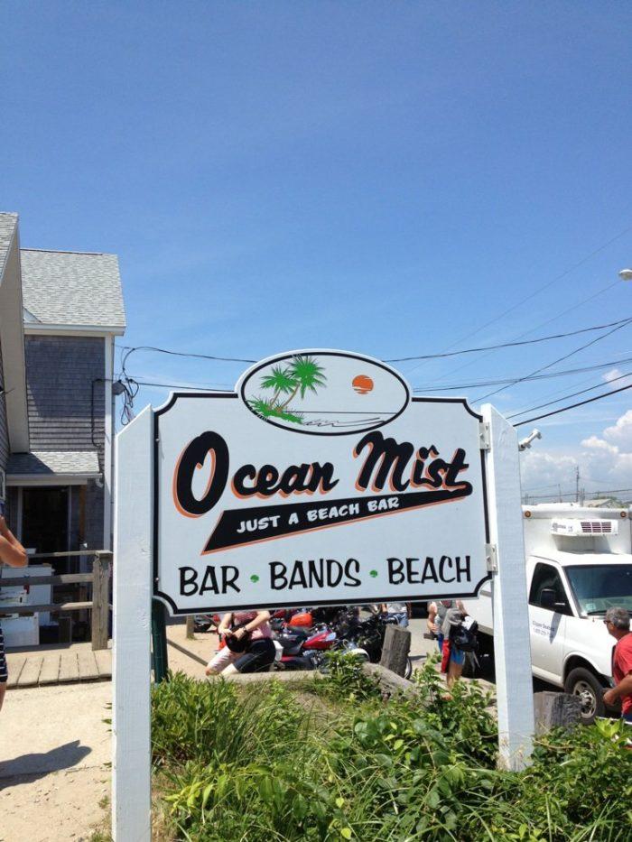 8. Ocean Mist, Matunuck