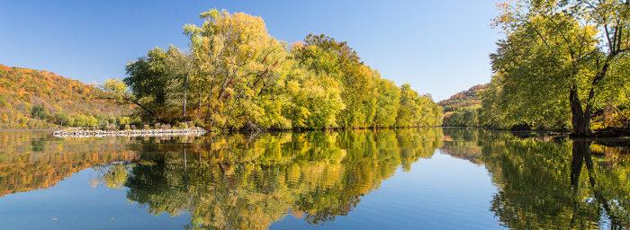 7. Ohio River Islands