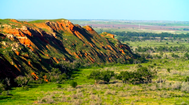 The area is named for its four unique canyons: Cinnamon Canyon, Horse Canyon, Mulberry Canyon and Harsha Canyon.