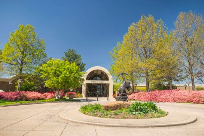 7. And Gilcrease Museum.