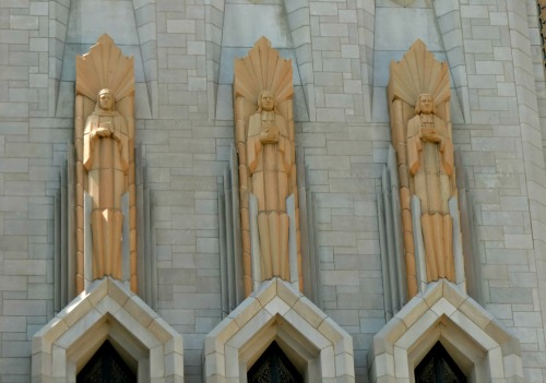 11. And beautiful art-deco architecture.