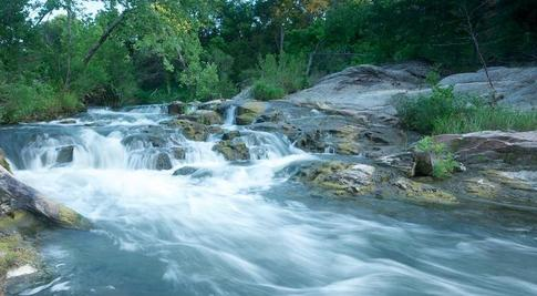 7. Blue River, Tishomingo