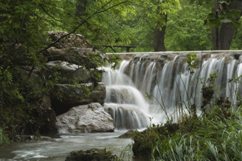 5. Chickasaw National Recreation Area, Sulphur