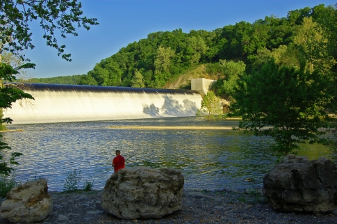 1. Spavinaw Wildlife Management Area and State Park, Spavinaw