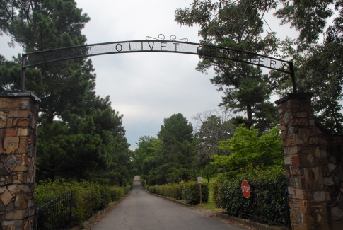 Mount Olivet Cemetery is the final resting place for rodeo superstars including Freckles Brown, Lane Frost and Todd Watley. The town founder, William H. Darrough, is also buried here.