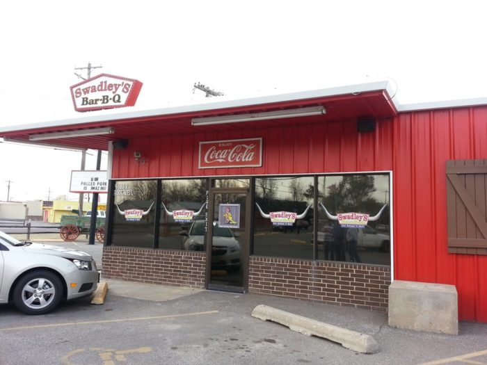 Swadley's is a family-owned and operated business. The  recipes have been passed down from Grandpa Swadley for over 80 years.