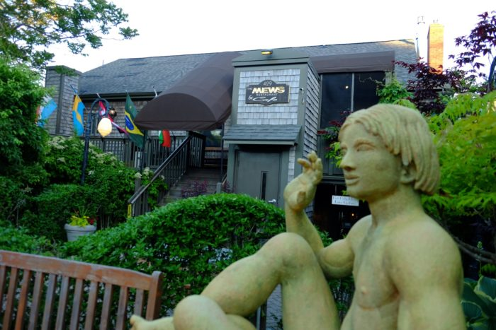7. The Mews Restaurant and Cafe, Provincetown