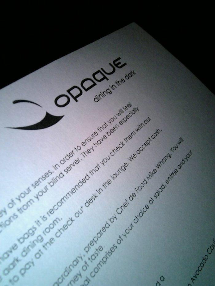 2. Opaque