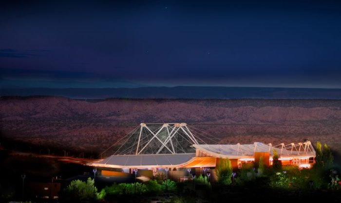 9. The arts flourish in New Mexico. Painting, theater, world-class opera. We have it all.