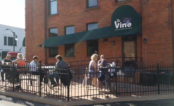 2. The Vine - Elkhart