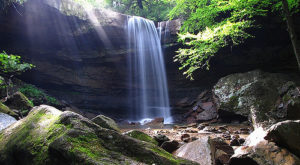 Walk Behind A Waterfall For A One-Of-A-Kind Experience In Pennsylvania