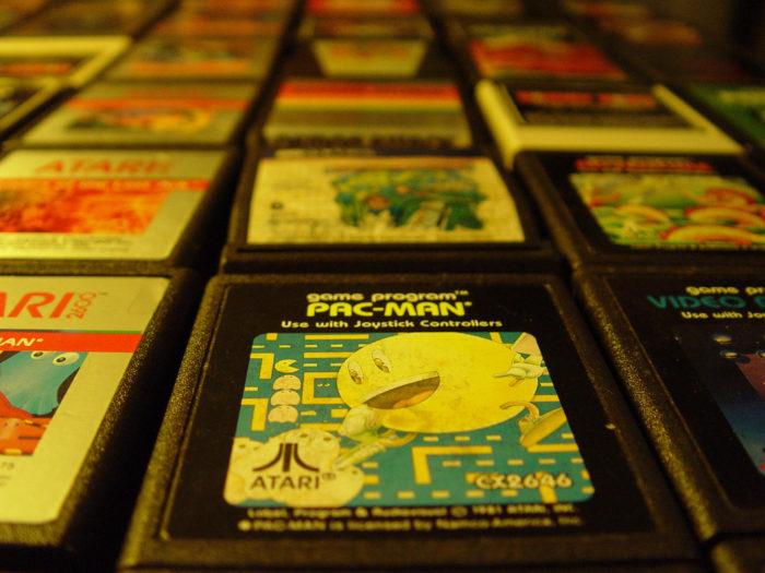 4. Marathon Atari video game sessions.