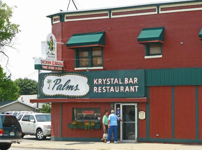 6. Palms Krystal Bar & Grill (1535 Pine Grove Ave, Port Huron)