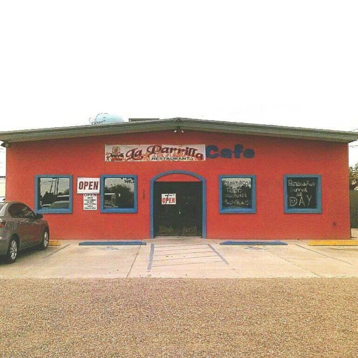 2. La Parrilla, 120 N Granite Street, Deming