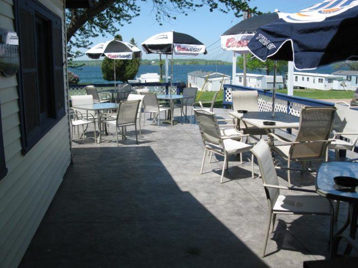 9. Sunny Bank Restaurant - Cape Vincent