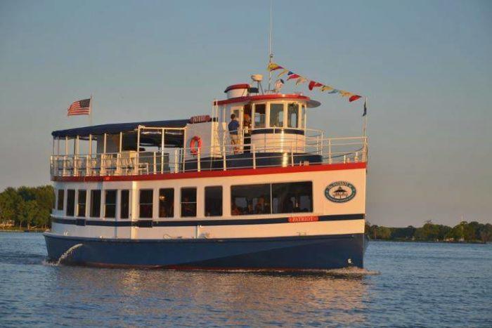 4. Patriot Cruises, St. Michaels