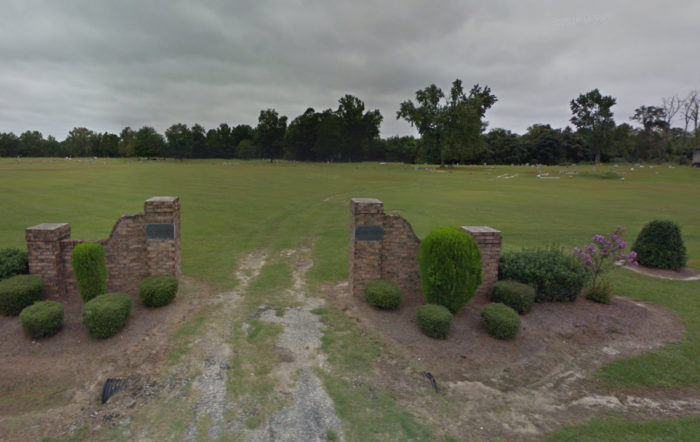 11. Phillips Cemetery (a.k.a. Sansbury Cemetery) - Timmonsville, SC