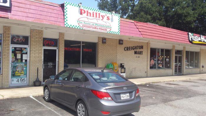 10. Philly's Cheesesteaks & Hoagies, Pensacola
