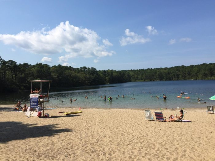 14 Most Clear And Pristine Swimming Spots In Massachusetts