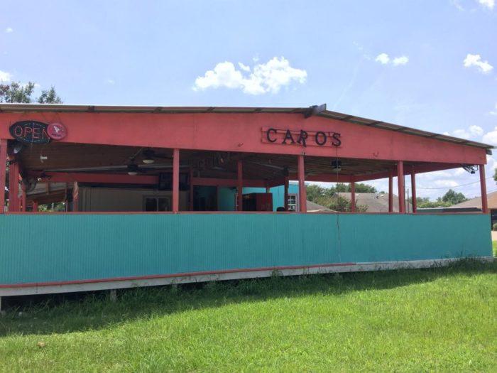 10. Caro's, 1412 Metro Dr., Alexandria