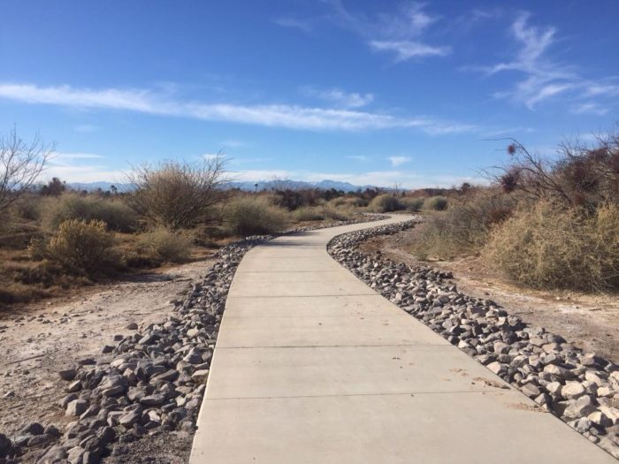 Featuring a variety of trails, this park has the option for exploration from several different areas.