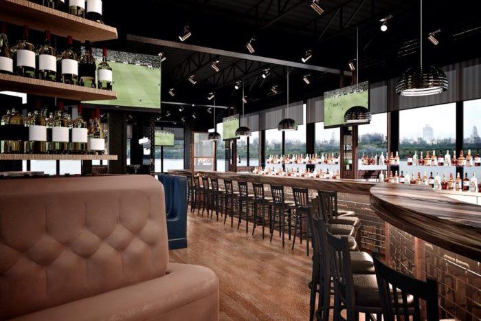 New Jersey Waterfront Restaurant