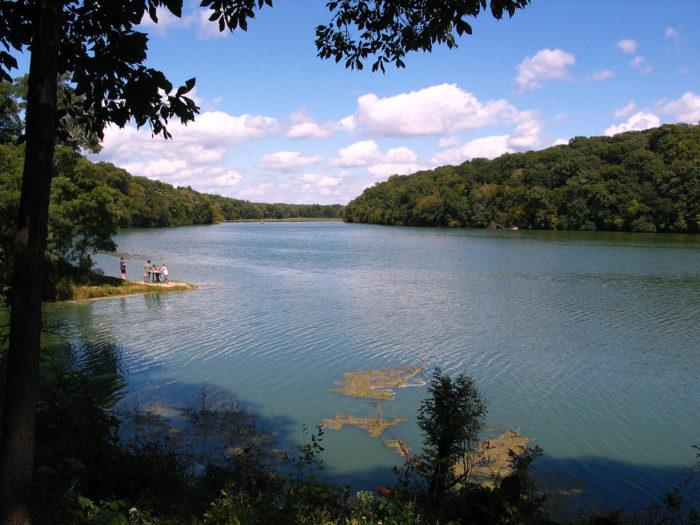 6. Pine Lake State Park, Eldora