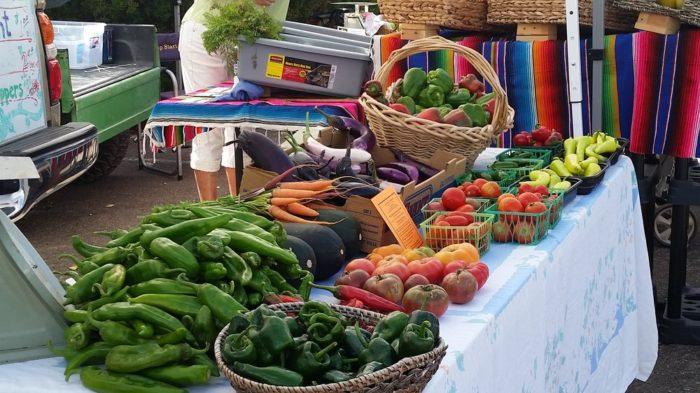 2. Los Ranchos Growers Market, 6718 Rio Grande Boulevard NW,  Los Ranchos