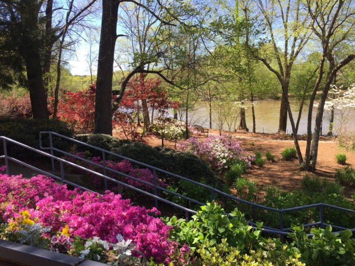 2. Ray's On the River—6700 Powers Ferry Rd NW, Sandy Springs, GA 30339