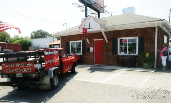 3. The Red Eyed Mule—1405 Church Street Ext NW, Marietta, GA 30060