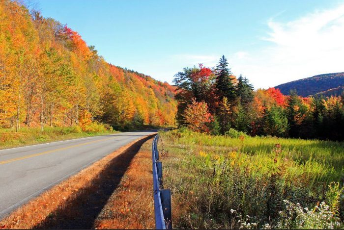 8. The Highland Scenic Highway