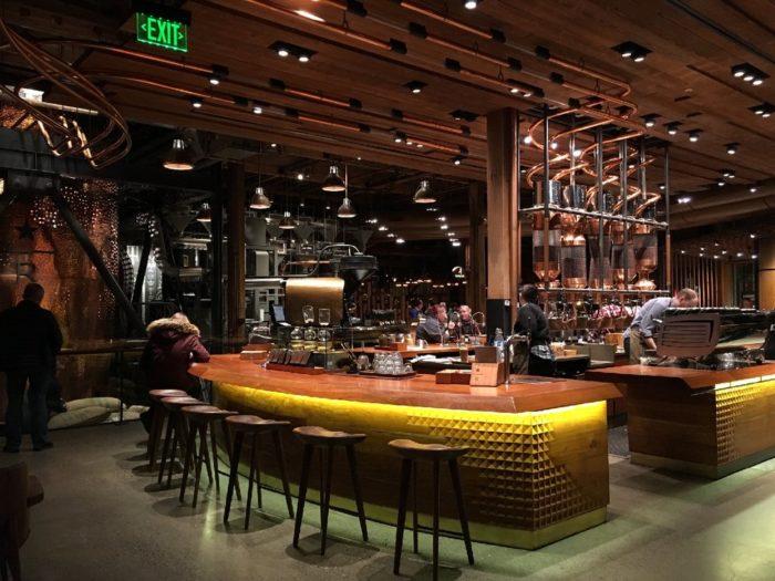 12. Starbucks Reserve Roastery & Tasting Room
