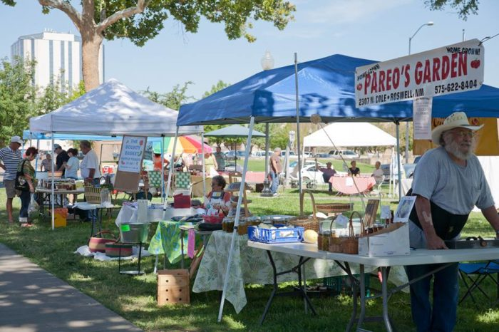 3. Main Street Roswell Farmers Market, Main St. & 4th, Roswell