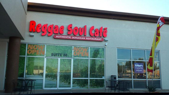 2. Raggae Soul Cafe, Salisbury