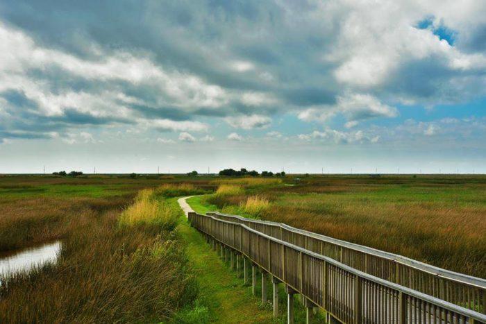 9. Wetlands Walkway, Sabine National Wildlife Refuge