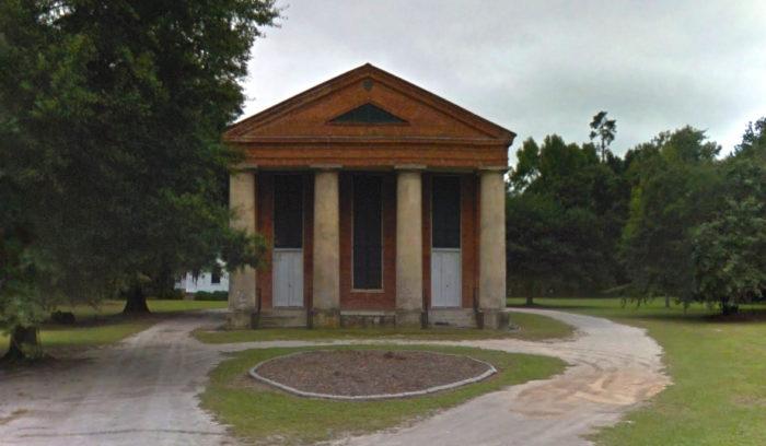 9. Salem Black River Church in Mayesville, Sumter County.