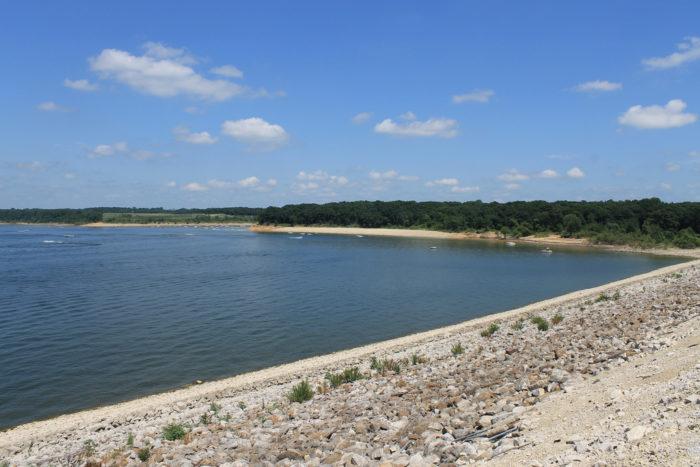 8. Visit Saylorville Lake (Polk City)