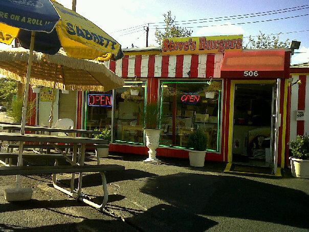 2. Steve's Burgers, Garfield