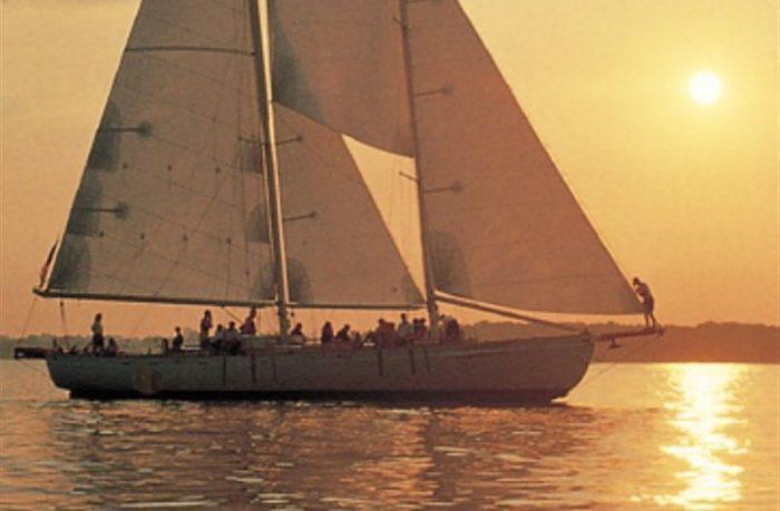 10. Schooner Woodwind, Annapolis