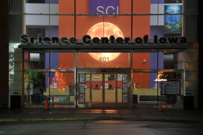 9. Science Center of Iowa