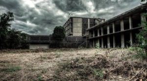 There's Something Disturbing About This Abandoned Government Facility In The Woods