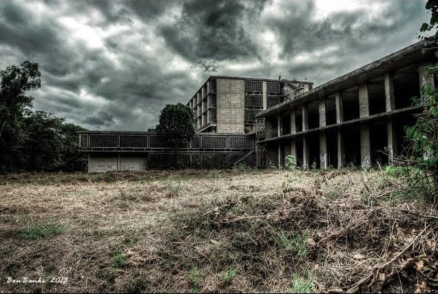 This government facility opened in 1990 and closed suddenly in 2014.